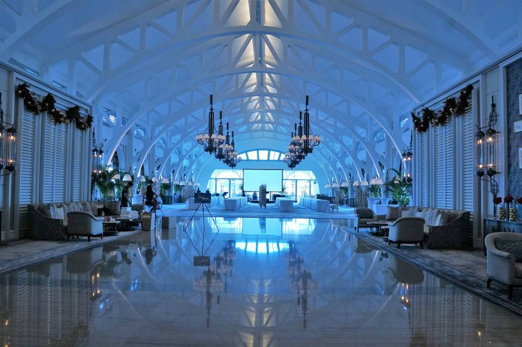 Hotel Windsor – bajkowa sceneria na różne okazje